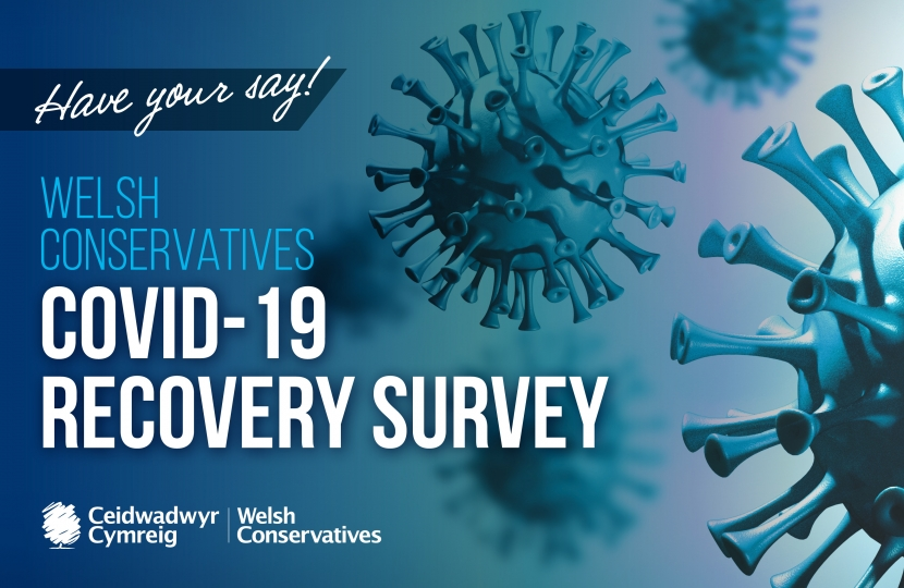 Welsh Conservative Covid-19 Recovery Survey