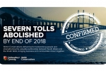 Severn Bridge Tolls Abolished by end of 2018